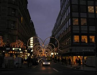 Cadde Aydınlatması-2